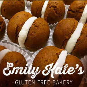 EmilyKate GLUTEN FREE Pumpkin Whoopie Pies (Qty - 6)